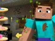 Steve din Minecraft