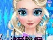 Joc nou de machiaj cu Elsa