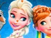Inimi ascunse cu Elsa si Anna