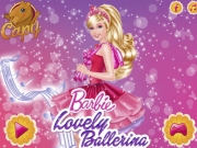 Barbie Balerina: imbracat si machiat