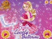 Barbie Balerina: imbracat si machiat