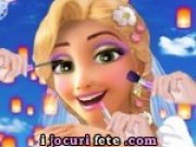 Machiaj de nunta pentru Rapunzel