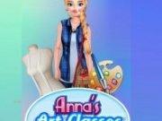 Cursuri de artă pentru Anna