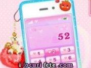 Decoreaza telefonul mobil de fete