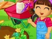 Planteaza legume cu Dora