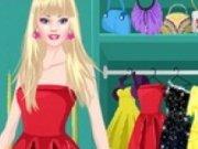 Machiaje si haine noi pentru Barbie