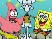 Spongebob si Patrick: Evadarea