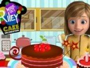 Riley Inside Gateste si Decoreaza Tort