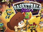 Personaje Nick Basketball Stars 2