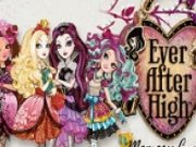 Ever After High: Carduri de memorie
