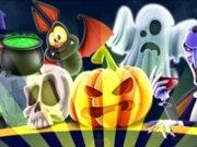 Match 3 tematic de Halloween