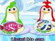 Restaurantul pinguinilor din Antartica