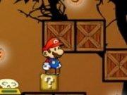 Mario in Castelul de Halloween
