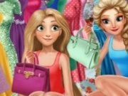 Elsa si Rapunzel