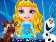 Rochite pentru Barbie inspirate din filmul Frozen