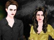 Imbraca si machiaza vampirii din Twilight