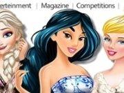 Printesele Elsa, Aurora si Jasmine