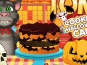 Talking Tom Gateste de Halloween