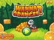 Panda si lansatorul de portocalele