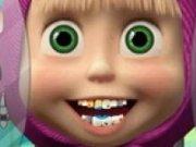 Masha la Dentist