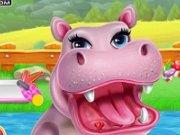 Hippo la medicul dentist