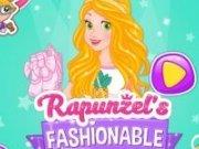 Rapunzel creatoare de Adidasi