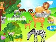 Decoreaza gradina zoo