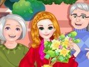 In vizita la bunici