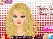 Taylor Swift la salonul de infrumusetare