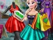 Elsa Shopping Real