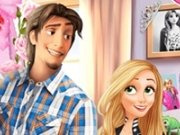 Rapunzel si Flynn Romantic Love