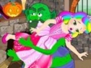 Printesa Juliet si monstrul verde