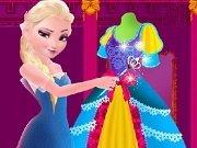 Creeaza rochii pentru printesa Elsa