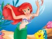 Sirena Ariel numere ascunse