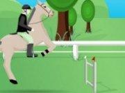 Spectacol cu cai de echitatie