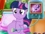 My Little Pony la Doctor