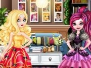 Apple si Raven din Ever after high
