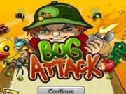 Atacul insectelor