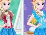 Look nou pentru Elsa