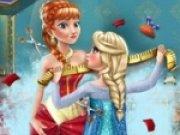 Elsa croitoreasa pentru Anna
