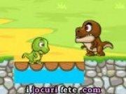 Joc cu Dino dinozaurii carnivori