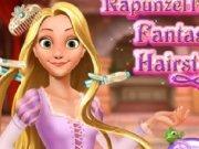 Tunde parul lui Rapunzel