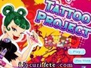 Noul salon de Tatuaje