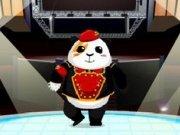 Joc de dans cu ursuletul Panda