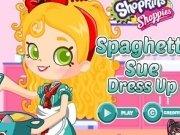 Shopkins Shoppies Sue Dress Up