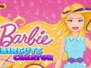 Coafuri noi pentru Barbie