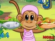 Restaurant pentru Maimute