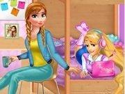 Scoala Printeselor Disney: Anna, Ariel si Aurora