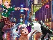 Street dance pentru fete