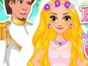 Mireasa Rapunzel nunta de vară